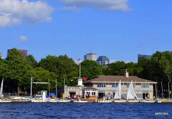 boston community boating 4th of july
