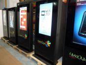 También nos dedicamos a la fabricación y venta de #kioscos #multimedia para #ayuntamientos , #smartCity y #publicidad