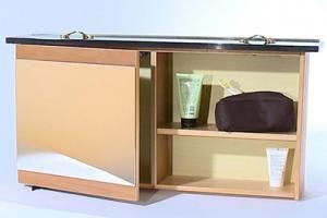 Fiche-pratique : Comment réaliser une armoire de salle de bain | Maison+