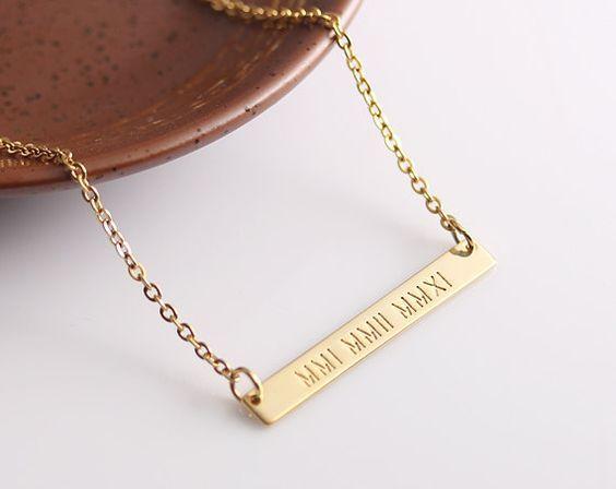 11++ Yafeini personalized jewelry phone number ideas