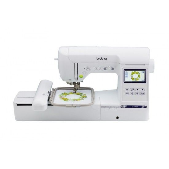 Brother Se1900 Sewing And Embroidery Machine Yazirwan Sewing Sewing Machine Sewing Sewing Machine Online