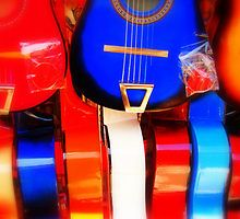 Vibrant Music - Color Soaked Collection - L.A. by Monica DeShaw