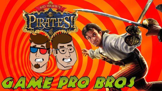 Sid Meier's Pirates: The Ballad of Failbeard - Game Pro Bros