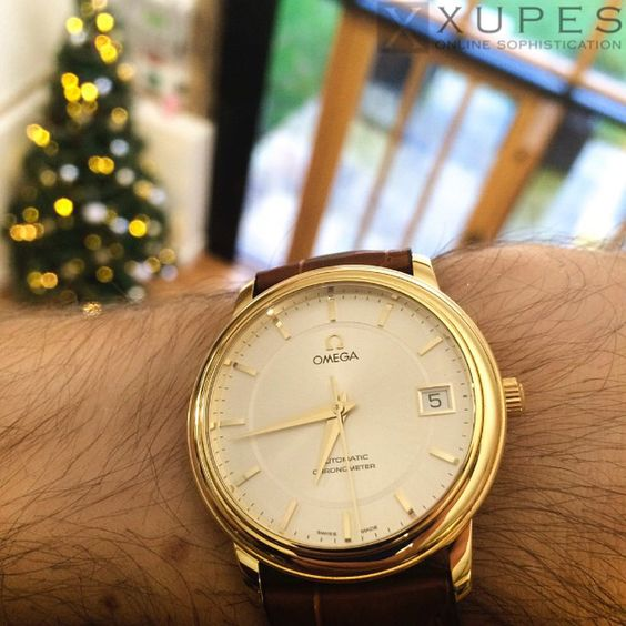 We're getting into the #Christmas spirit here already with our #Omega #DeVille! | xupes.com