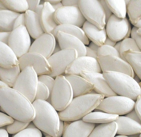 white seeds