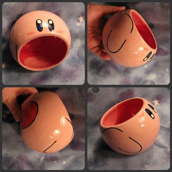 Kirby Ceramic Bowl... I really like it!!!