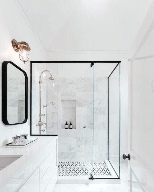 White Bathroom Ideas Pinterest In 2020