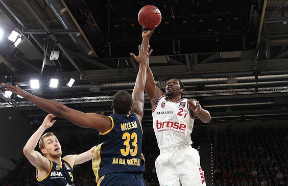 Erste Niederlage nach 14 Siegen: Serie reißt in Bamberg