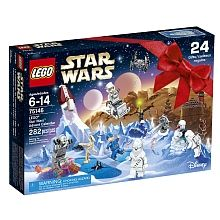 Take a festive tour of the galaxy with the LEGO Star Wars Advent Calendar. Open…