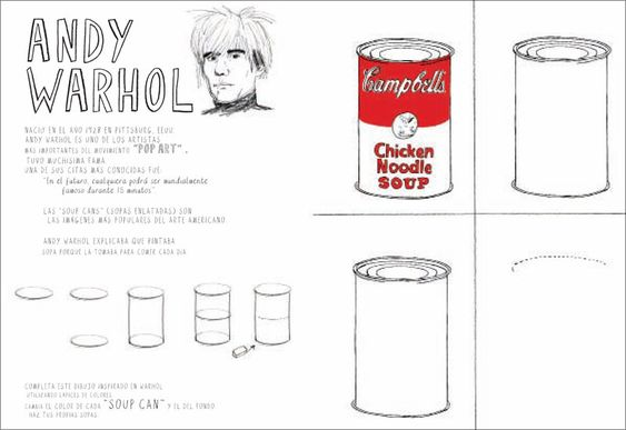 campbells soup coloring pages - photo#24
