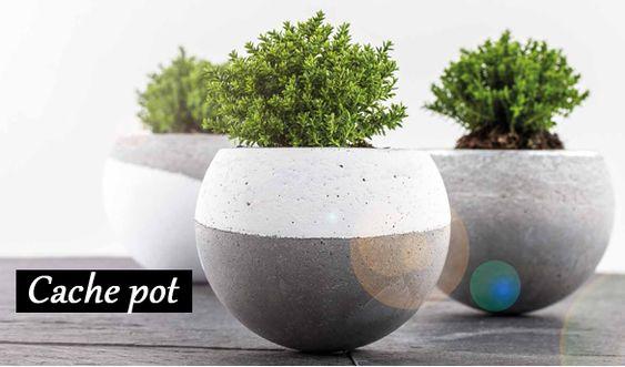 beton creatif idee diy beton pinterest blog potten. Black Bedroom Furniture Sets. Home Design Ideas