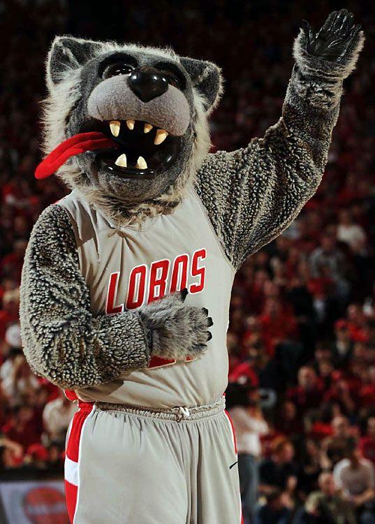 Lobo Louie, University of New Mexico
