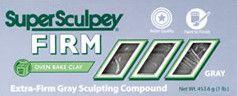 453gr Super sculpey - middle