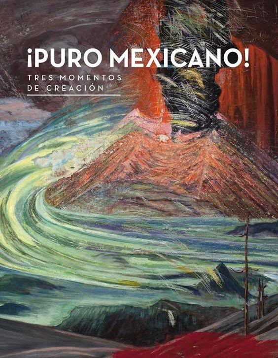 ¡Puro Mexicano! Tres momentos de Creación abarca obra mexicana del siglo XVI , XIX y XX en las manos y técnicas de artistas plásticos mexicanos en el Munal. http://www.linio.com.mx/libros-y-musica/