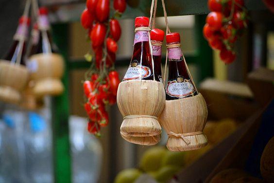 chianti bottles | Mini Chianti Bottles | Flickr - Photo Sharing!