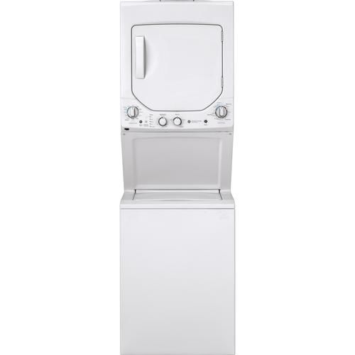 Ge Appliances Gud24gssmww Unitized Spacemaker 2 3 Cu Ft Washer