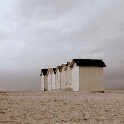 cabines de plage min coin pinterest plages et bois. Black Bedroom Furniture Sets. Home Design Ideas