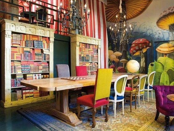 Interiorismo Jaime Beriestain: Pudding, teen coffee place en Barcelona
