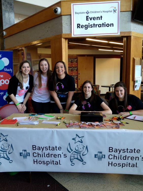 Event Registration for UMass UDance for Baystate Children's Hospital through the Childrens Miracle Network