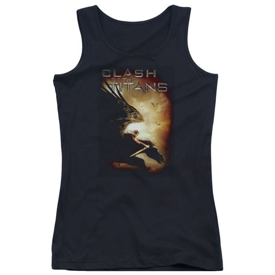 Clash of the Titans: Pegasus Junior Tank Top