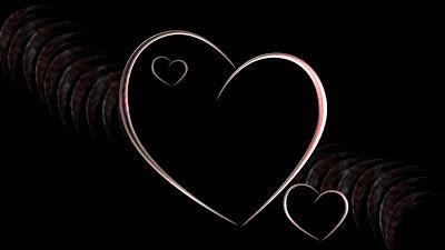 صور سوداء 2020 خلفيات سوداء ساده للتصميم Black Background Wallpaper Black Backgrounds Black Love Heart