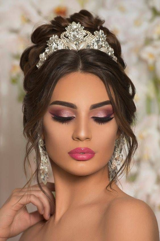 Choice Of Best Makeup Artist For Weddings Quince Hairstyles