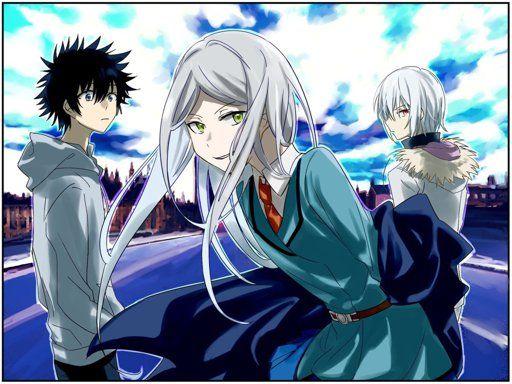 Leader And Curator Recruitment Anime Anime Fanart A Certain