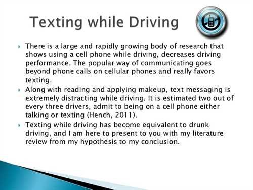 Texting And Driving V Drinking Essay Best Opinion Persuasive While Argumentative Essays