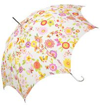 flower pattern pvc film used for Umbrella