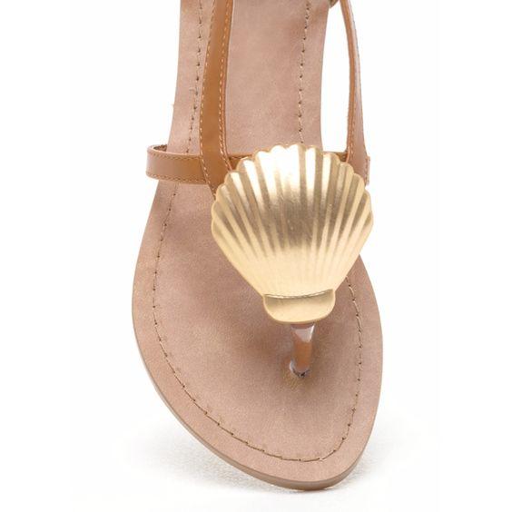 Shoe Republic La Mermaid Sandals