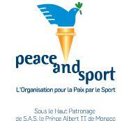 paz e esporte
