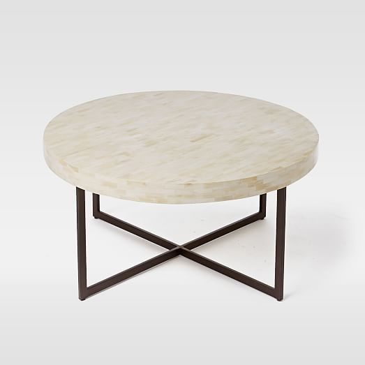 low bone coffee table west elm i wonder how this would hold up as a play table just a. Black Bedroom Furniture Sets. Home Design Ideas