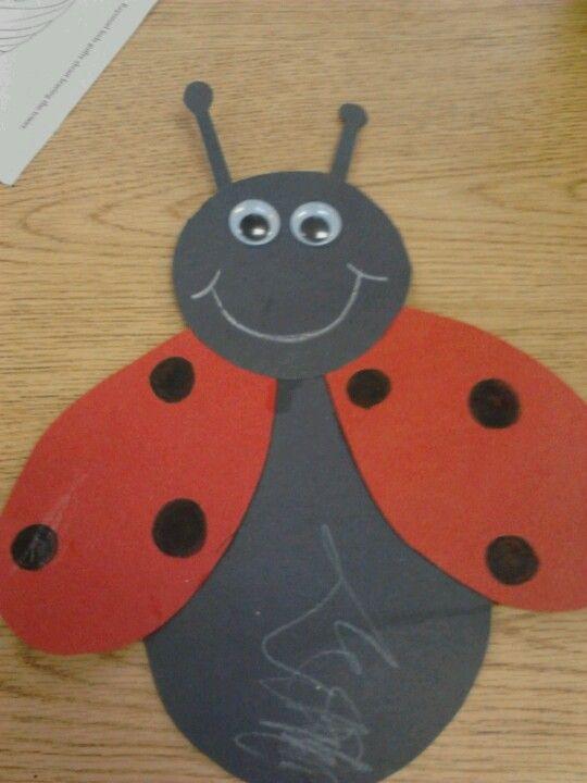 Easy preschool spring project preschool projects for Preschool spring craft ideas