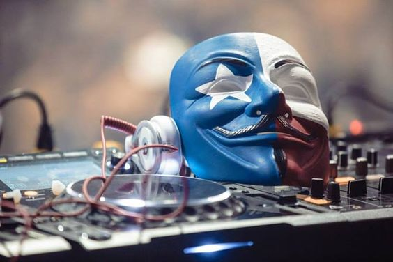 Nicky Romero's Infatuation With The Guy Fawkes Mask - Festival ...