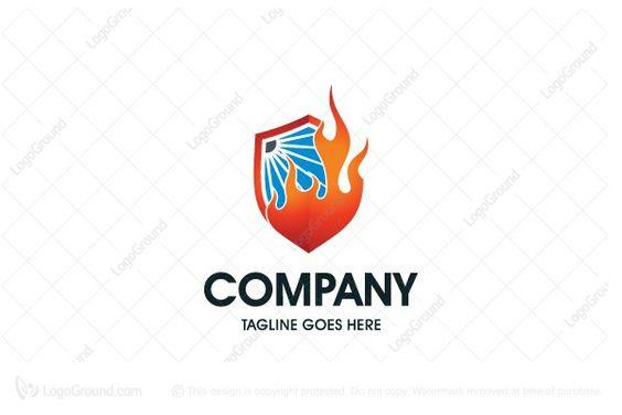 Fire Protection Logo Protection Logo Fire Protection Logos