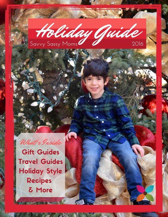 Savvy Sassy Moms Holiday Guide 2016