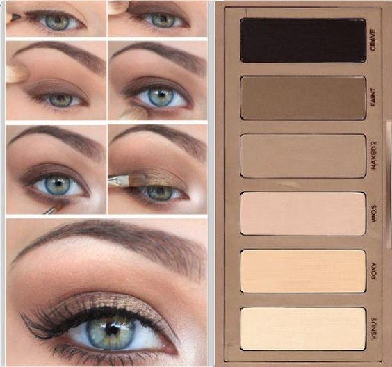Beautiful Smoky Eye Makeup Tutorial With Images Smokey Eye