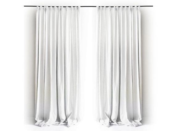 Linen curtains, Number 3 and Linens on Pinterest