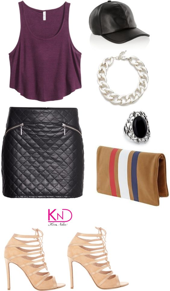 Untitled #2190 by kenndee featuring a collar necklace