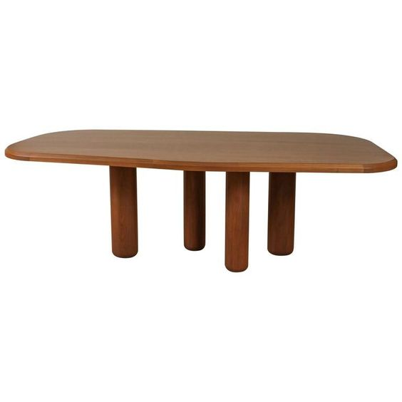 Rough Dining Table By Collection Particuliere From A Unique