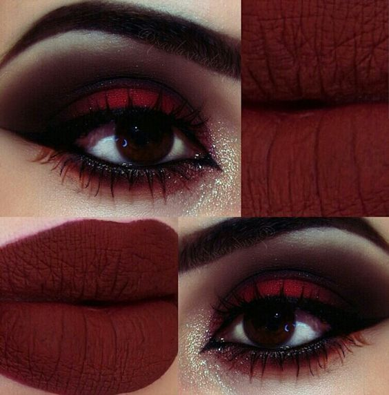 Fever. Makeup look wicked × lime crime