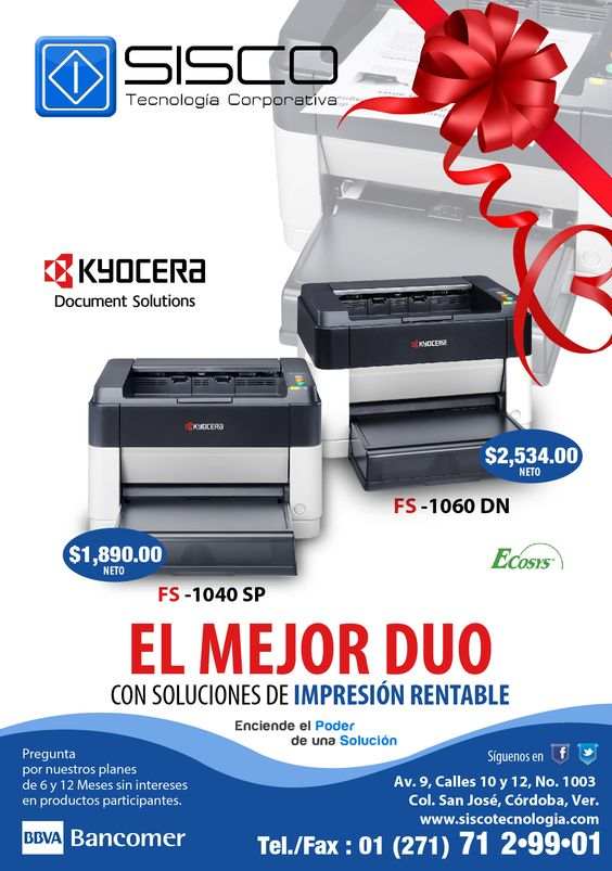 Flyer para mailing
