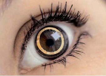 LED Lights Make Augmented Vision a Reality. University of Washington researchers have figured out how to implant semitransparent red and blue LED lights in contact lenses, for the purpose of receiving and displaying data in sharp visual images and video. This means wearers will literally be able to watch TV or view photos that are projected directly onto their eyeballs. Once miniature green LEDs are developed (and they're in the works, as of now), full color displays will be possible.
