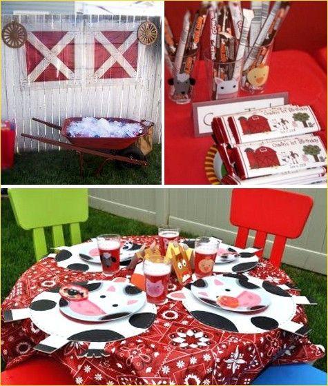 Farm Party celebration