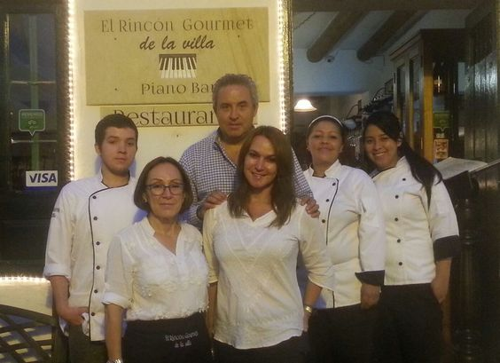 Galeria Fotos - Restaurante de Comida Mediterranea en Villa de Leyva Colombia