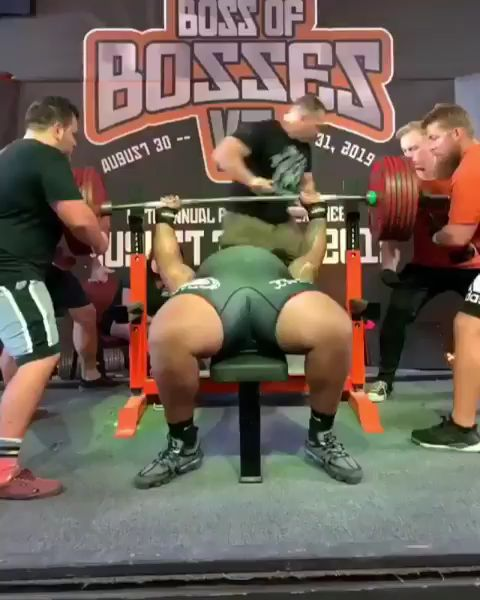 World Record Video Powerlifting Powerlifting Motivation Bench Press