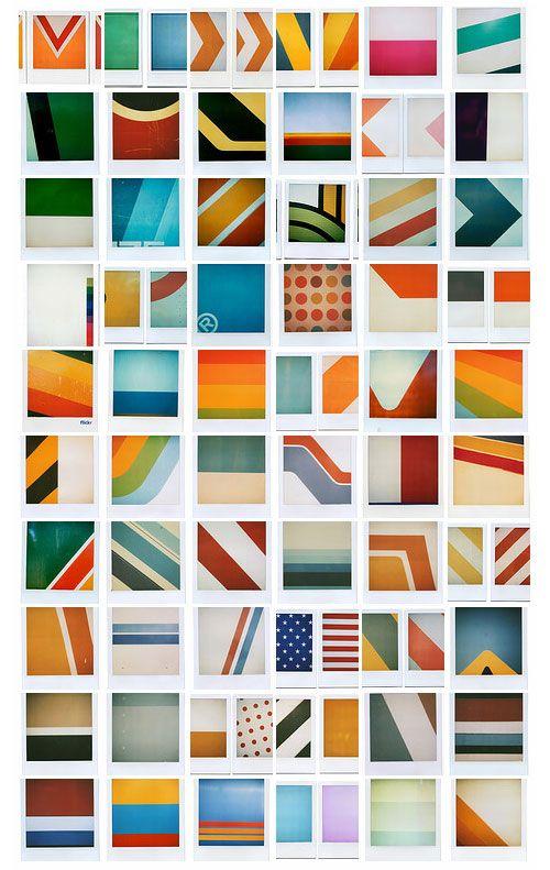 Polaroids, by Grant Hamilton