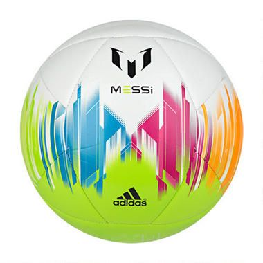 adidas F50 Messi Soccer Ball #Modells | My Girl's Choice ...