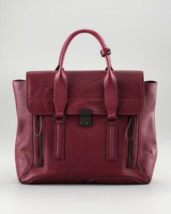 Pashli Satchel Bag at CUSP.  $900