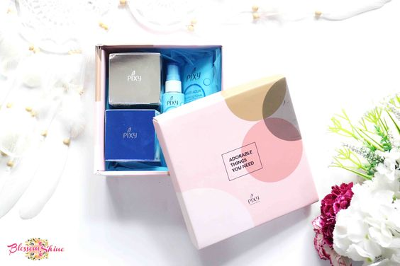 Pixy Beauty - White Aqua Series